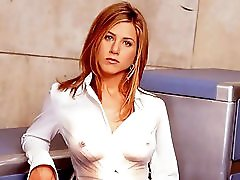Jenifer Aniston Shear Elegance