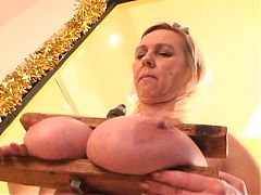 My fave big tit mature blonde 7