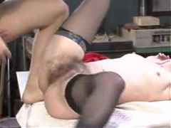 Various scenes with granny and MILFs