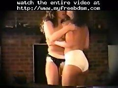 Putting the sex back in sexfights bdsm bondage slave fe