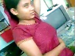 Sexy cute indian girl with group of males 2