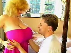 Busty Mature LeAn Gets Slammed