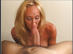Mature Fucks Penis With Her Face