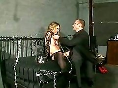 German slavegirl session 1