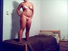 Curvy Brunette Milf Fucked Hard In Hookup