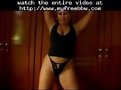 Brazilian mature and sexy dancing by observadorbbw bbw