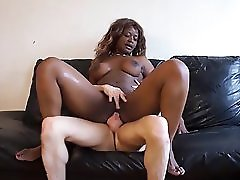 Hot milf and her younger lover 10