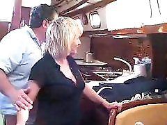 A Shipmates Duties Straight Chubby Daddy and Mature Lady
