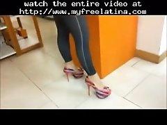 Sexy leggings in public latina cumshots latin swallow b