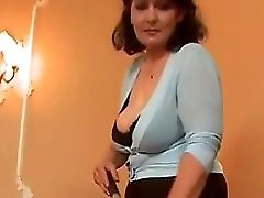 Mature woman and two young men 3