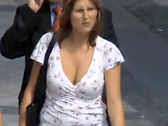 Bouncing Boobs in Public The Ultimate Compilation Non Nude