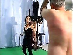 Italian mistress whipping