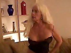 Mature Blonde Threesomes