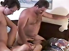 U can see in her eyes he is fucking her good