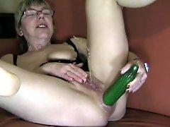 Anal cucumber
