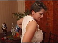 Big boobs mature anal