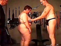 BBW threesome BDSM