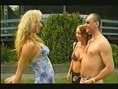 Amandla and Eva on sextravel