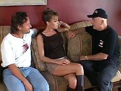 Saskia is anally fucked One of the best MILF