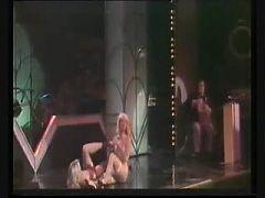 Vintage Striptease Show 8