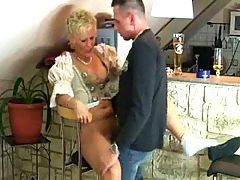 Mature Woman Fucking With Stranger