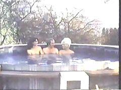 Swedish Erotica Friendly Hot Tub
