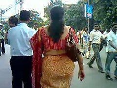 Amazing desi aunt walk 4