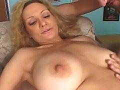 Slutty Over 40s Anal MILF Rebecca Fucked HARD!