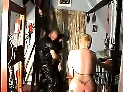 Saggy tits mature slaves part 2 of 2