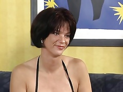 Beautiful milf models and fucks