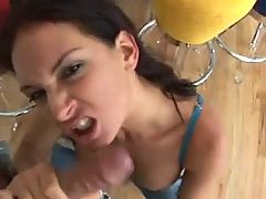 Tory Giving A Great Blowjob