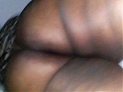 Ebony ssbbw ass