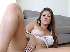 Big Ass Milf Cumming From Ohmibod Melissa sucre