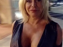 Blonde Bigtit Mature MILF Walk of Fame 2