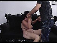 Elegant grannies sex HD