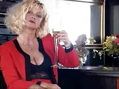 Yvonne German Mature likes Anal F70