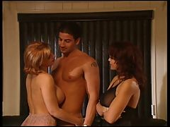 Hot Classic Shyla Foxx Ruby Threesome