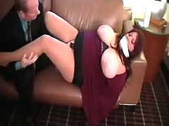 Elane Hershey bound and gagged