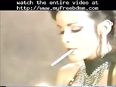 Beautiful me in my dreams in the 90s with a smoking f