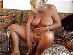 Mature old woman 1