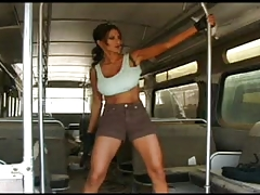 Lara Croft Naked Mission Impossible Striptease