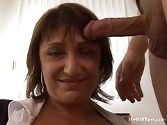 Jillian Foxxx My MILF Boss 2
