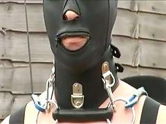 Femdom Latex Mistress and Slaves