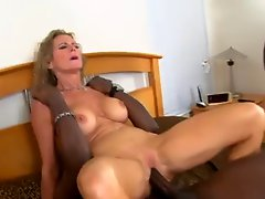 Mature House Wife Fucked by Two BBC