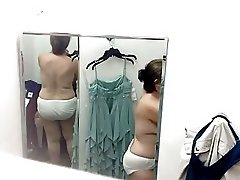 Dressing room nude 1