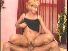 Blonde mature hard fucked and assfucked