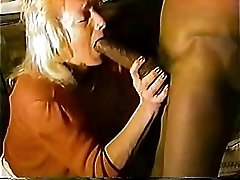 Blondemature taste BBC 1 cuckold
