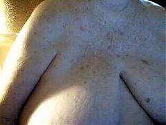 Giant Boobs Granny on Cam