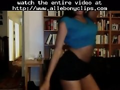 Youtube hottie chyanka reid y all wanted me in a thon