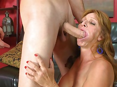 YOUNG MEAT FOR HORNY GRANNY#8 B R